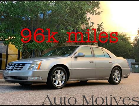 2007 Cadillac DTS for sale in Greensboro, NC