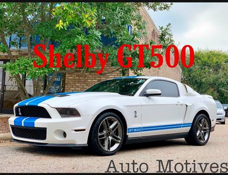 2010 Ford Shelby GT500 for sale in Greensboro, NC