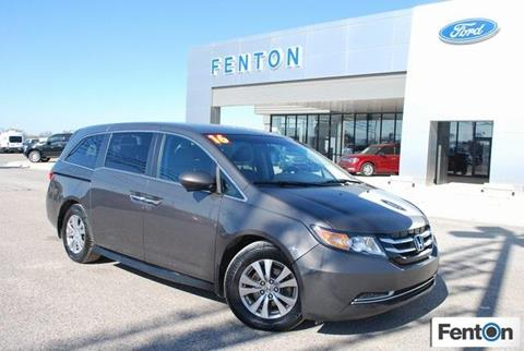 2016 Honda Odyssey for sale in Ada, OK