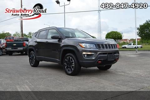 2019 Jeep Compass for sale in Pasadena, TX