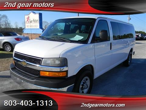 2013 Chevrolet Express Passenger for sale in Lugoff, SC
