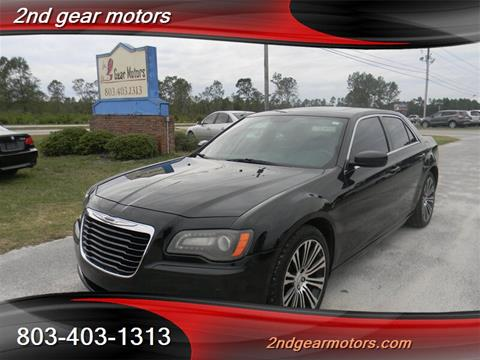 Car City Lugoff Sc >> Chrysler 300 For Sale In Lugoff Sc 2nd Gear Motors