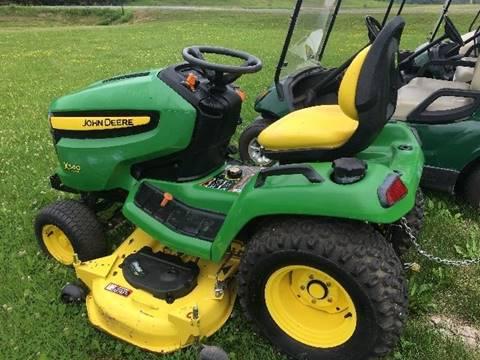2007 John Deere Tractor for sale in Blackduck, MN