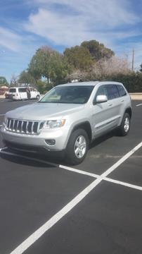 2012 Jeep Grand Cherokee for sale in Mesa, AZ