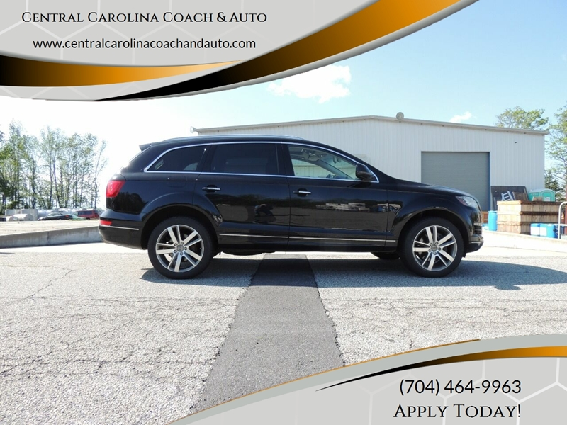 Central Carolina Coach & Auto – Car Dealer in Lenoir, NC
