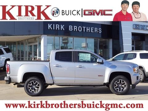 2018 GMC Canyon for sale in Greenwood, MS