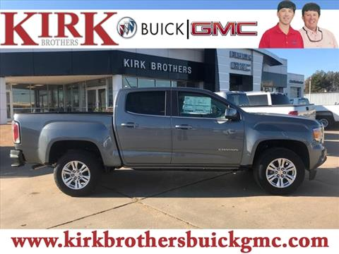 2019 GMC Canyon for sale in Greenwood, MS