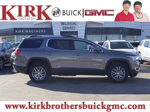 2019 GMC Acadia for sale in Greenwood, MS