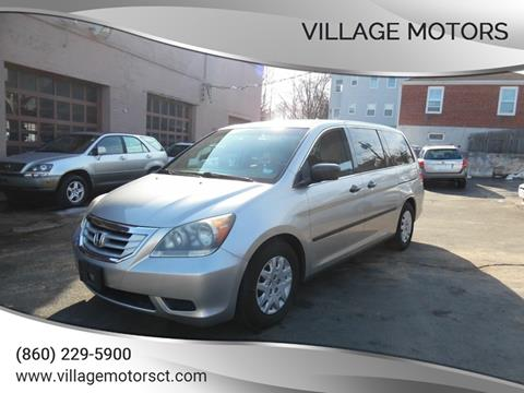 2009 Honda Odyssey for sale in New Britain, CT