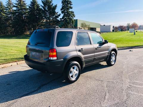 2002 Ford Escape for sale in Willoughby, OH