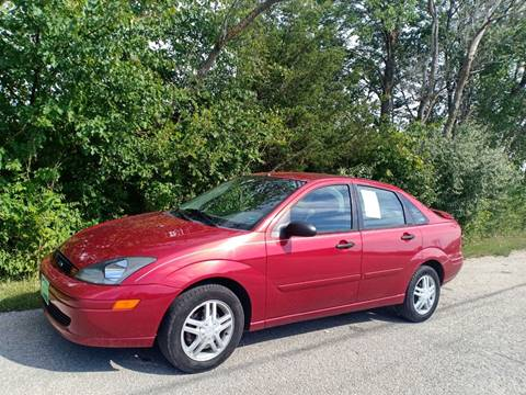2004 Ford Focus for sale in Fulton, MO