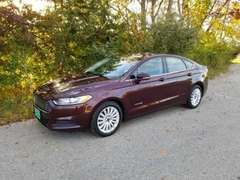 2013 Ford Fusion Hybrid for sale in Fulton, MO