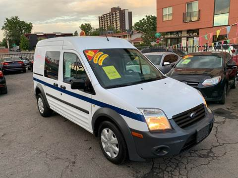 2013 Ford Transit Connect for sale in Denver, CO