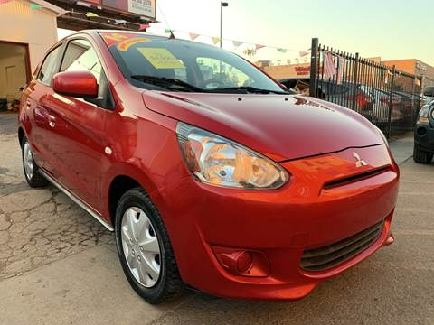 2014 Mitsubishi Mirage for sale in Denver, CO