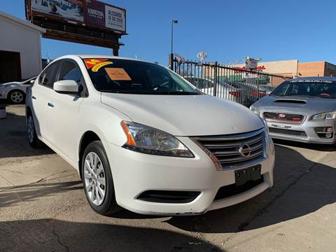 2014 Nissan Sentra for sale in Denver, CO