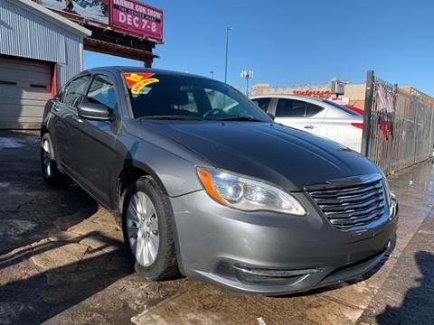 2013 Chrysler 200 for sale in Denver, CO