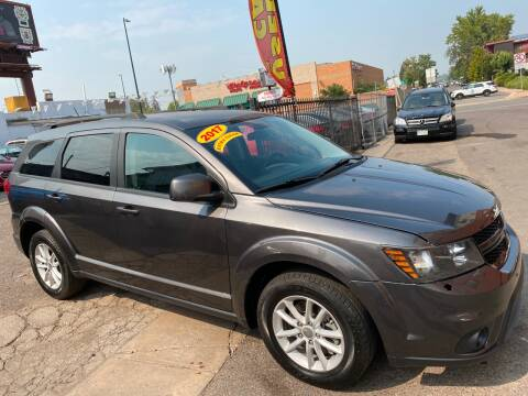 2017 Dodge Journey for sale at Sanaa Auto Sales LLC in Denver CO