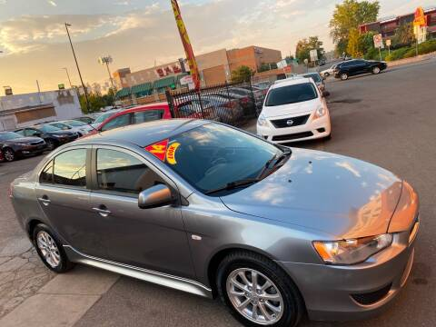 2014 Mitsubishi Lancer for sale at Sanaa Auto Sales LLC in Denver CO