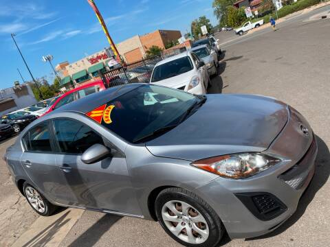 2011 Mazda MAZDA3 for sale at Sanaa Auto Sales LLC in Denver CO