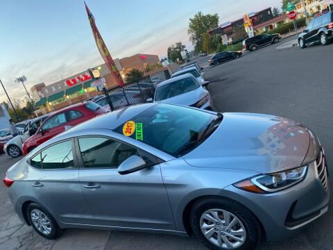 2017 Hyundai Elantra for sale at Sanaa Auto Sales LLC in Denver CO