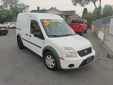 2012 Ford Transit Connect for sale at Sanaa Auto Sales LLC in Denver CO