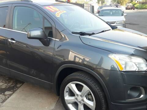 2016 Chevrolet Trax for sale at Sanaa Auto Sales LLC in Denver CO
