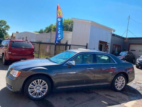 2014 Chrysler 300 for sale at Sanaa Auto Sales LLC in Denver CO