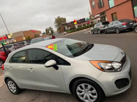 2012 Kia Rio 5-Door for sale at Sanaa Auto Sales LLC in Denver CO