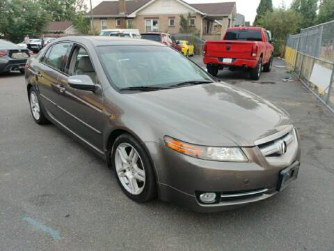 2007 Acura TL for sale at Sanaa Auto Sales LLC in Denver CO