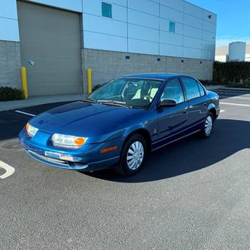 2002 Saturn S-Series for sale in Modesto, CA