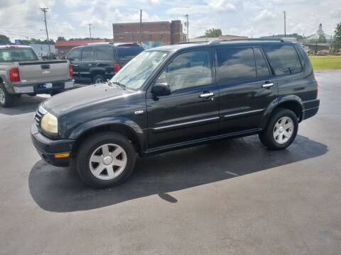2001 Suzuki XL7 for sale at Big Boys Auto Sales in Russellville KY