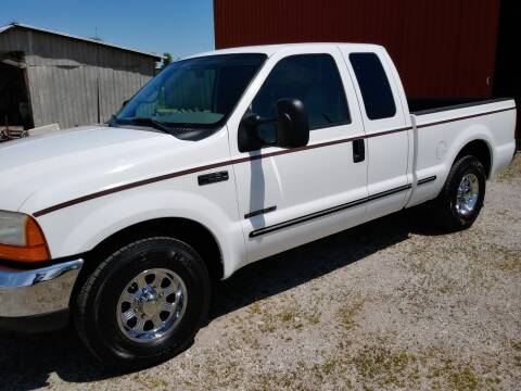 1999 Ford F-250 Super Duty for sale at Big Boys Auto Sales in Russellville KY