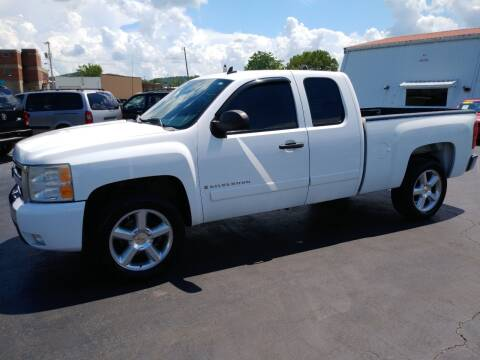 2007 Chevrolet Silverado 1500 for sale at Big Boys Auto Sales in Russellville KY