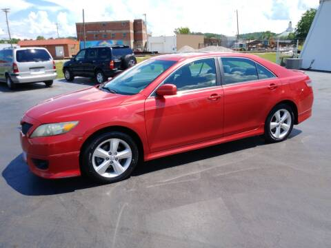 2010 Toyota Camry for sale at Big Boys Auto Sales in Russellville KY