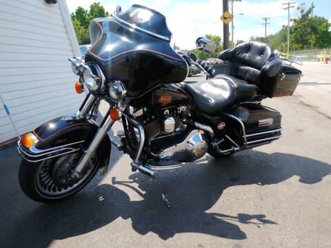 2000 Harley Davidson Electra Glide Classic for sale at Big Boys Auto Sales in Russellville KY