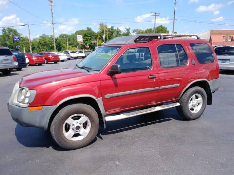2004 Nissan Xterra for sale at Big Boys Auto Sales in Russellville KY