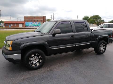 2005 Chevrolet Silverado 1500 for sale at Big Boys Auto Sales in Russellville KY