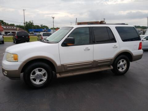2004 Ford Expedition for sale at Big Boys Auto Sales in Russellville KY