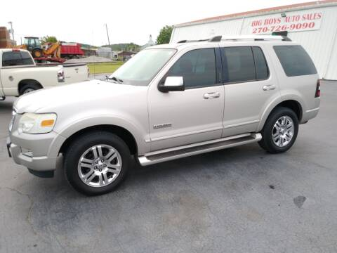 2006 Ford Explorer for sale at Big Boys Auto Sales in Russellville KY
