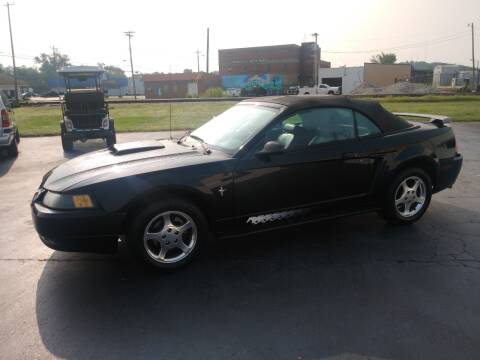 2003 Ford Mustang for sale at Big Boys Auto Sales in Russellville KY