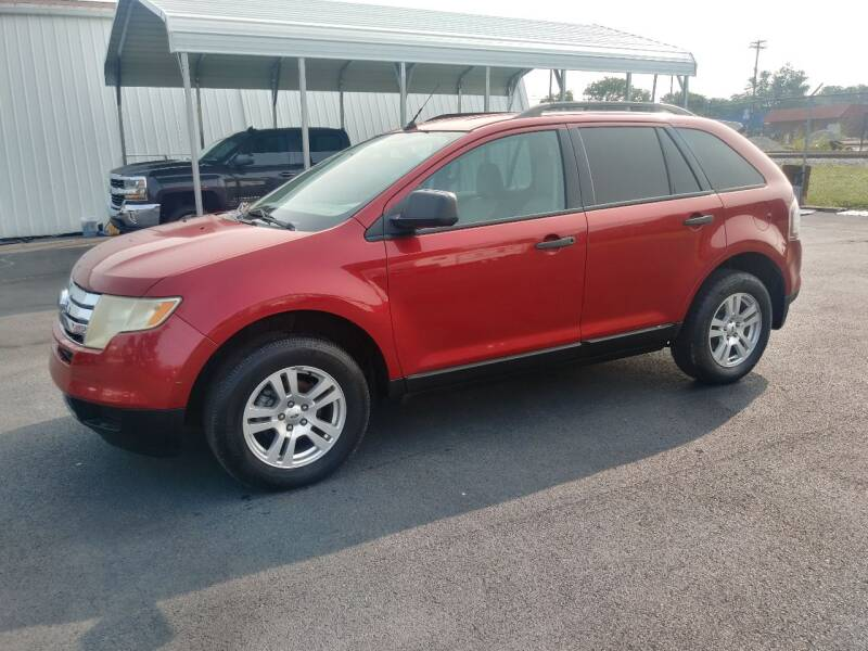 2007 Ford Edge for sale at Big Boys Auto Sales in Russellville KY