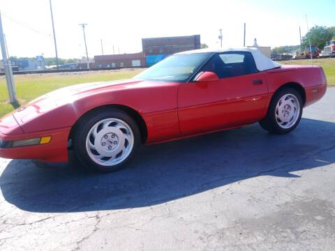 1991 Chevrolet Corvette for sale at Big Boys Auto Sales in Russellville KY