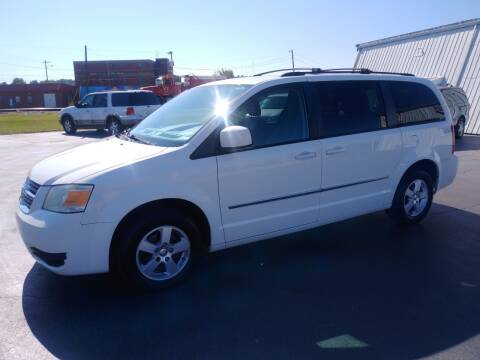 2010 Dodge Grand Caravan for sale at Big Boys Auto Sales in Russellville KY