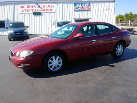 2006 Buick LaCrosse for sale at Big Boys Auto Sales in Russellville KY