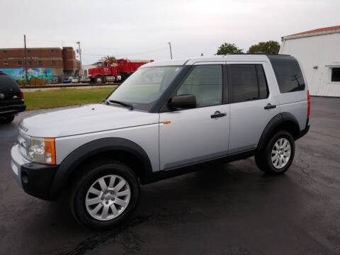 2006 Land Rover LR3 for sale at Big Boys Auto Sales in Russellville KY