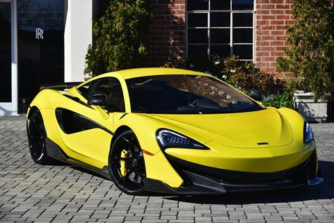 Mclaren 600lt For Sale In Colorado Carsforsale Com