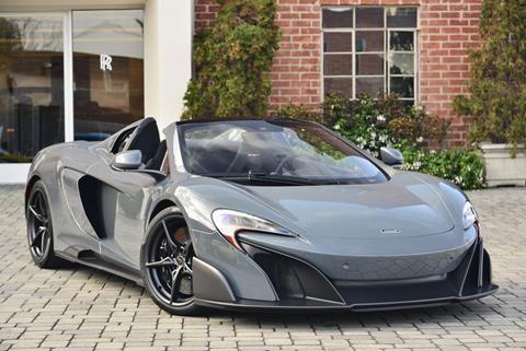 Mclaren Beverly Hills >> Used Mclaren 675lt For Sale In Beverly Hills Ca Carsforsale Com