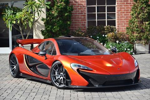 Mclaren For Sale >> 2014 Mclaren P1 For Sale In Beverly Hills Ca