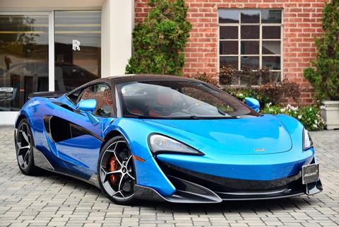 Mclaren Beverly Hills >> New Mclaren 600lt For Sale In Beverly Hills Ca Carsforsale Com