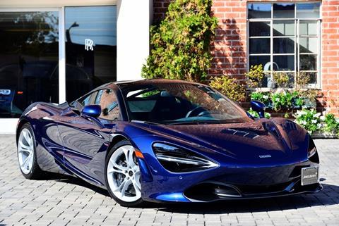2020 McLaren 720S for sale at O'Gara Coach McLaren Beverly Hills in Beverly Hills CA